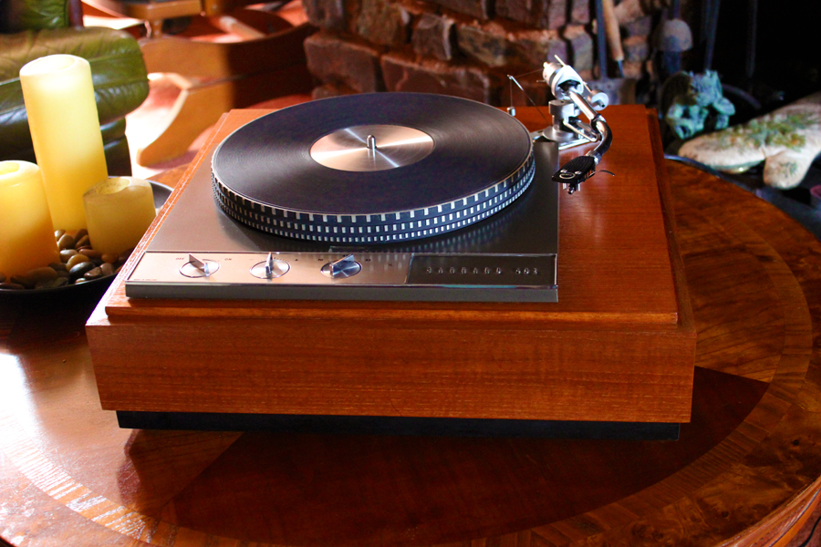 Garard 401 Transcription Turntable