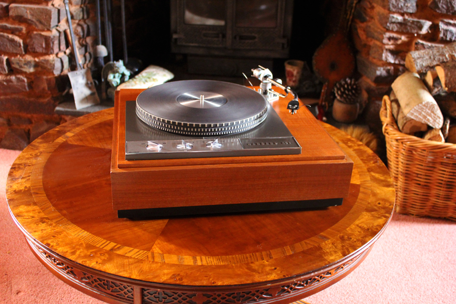 Garrard 401 Transcription Turnttable