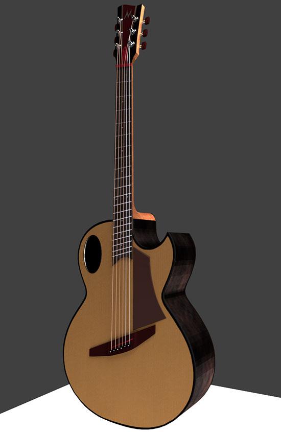 Brook Guitar Blender Cycles-32