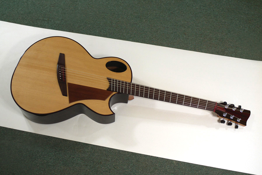 Brook Guitars Custom Tamar Guitar Build-14