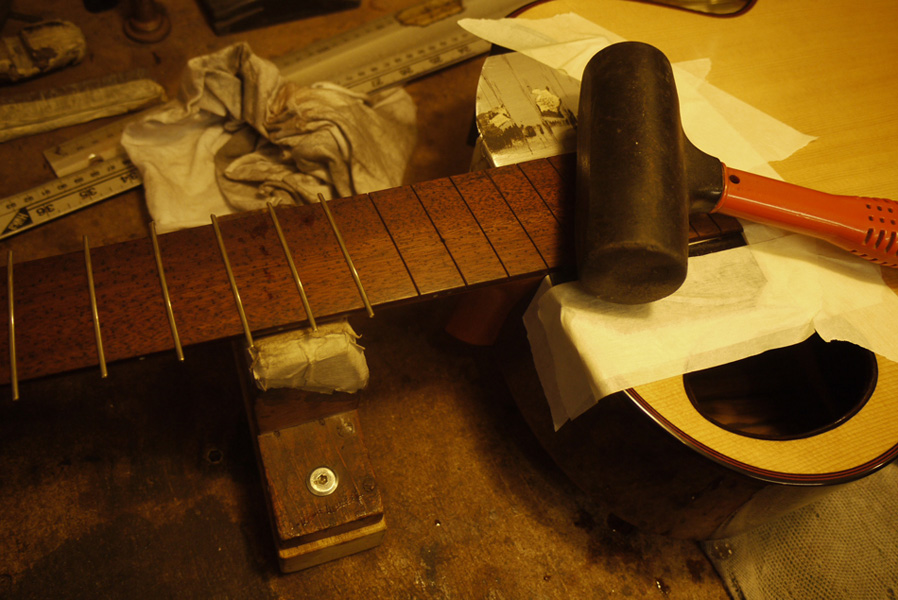 Brook Guitars Custom Tamar Guitar Build-25