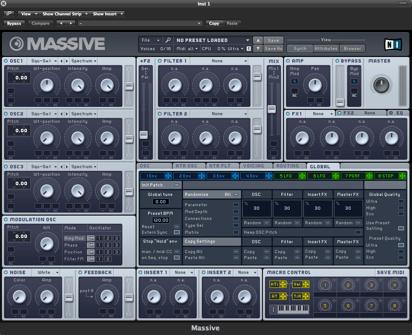 Massive Instruments