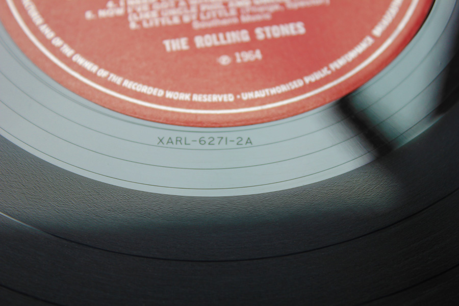 Rolling Stones Matrix Stampers